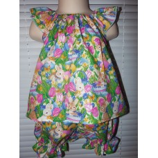 Bloomer Set NEW Easter Bunny   Baby   Girls  2 pc   Size 9mo -3t   Ready to ship