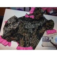 3pc Bloomer Set Camo Hunter Girls   Baby Toddler   Girls    Size 4t /5t  Ready to ship