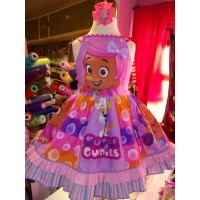 Bubbles Guppies    Dress   Size  2t/3t  Ready to ship