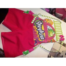 Shopkins  Romper  Girls    Size 5t   Ready to ship