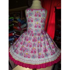 Vintage Little Sister Baby  Doll Dress Size 2t/3t   Ready to Ship